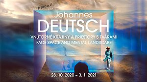 Johannes Deutsch: Face space and Mental landscape