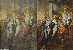 The Way of the Cross from Orlice | Restoration 2010-2018