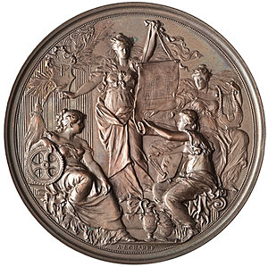 The Present and the Past. European Medallic Art 1800–1889