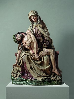 Artwork of the Season – The Pietà from Bílsko