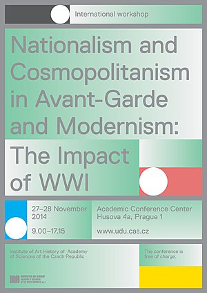 Nationalism and Cosmopolitanism in Avant-Garde and Modernism: The Impact of WWI