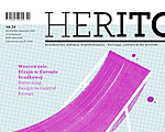HERITO. Heritage, culture & the present